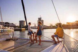 Stage détente en Catamaran