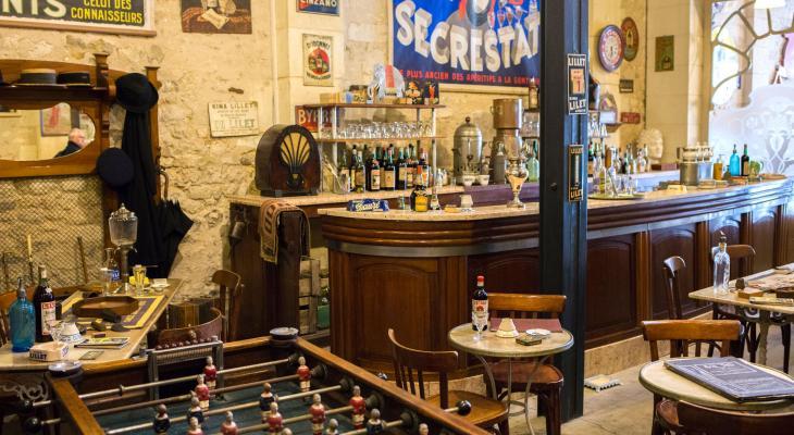 Rochefort Musée des commerces