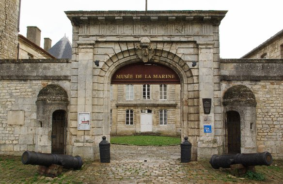 Rochefort Musée de la Marine