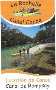 La Rochelle Canal Canoë